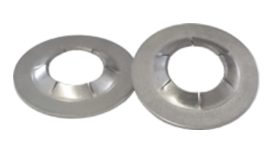 Stainless Push Nut Starlock Washer