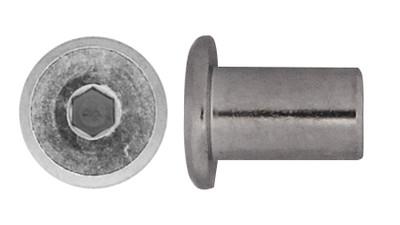 Stainless JCB Barrel Nut