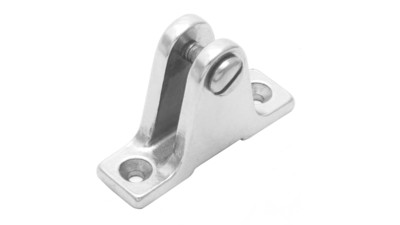 Stainless Plain Base Canopy Hinge