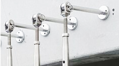 Stainless Screw and Bolt Wire Stand Offs