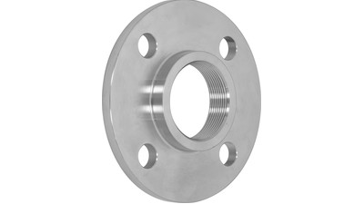 Stainless Table E Female Thread Flange