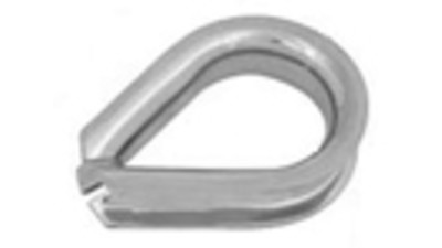 Stainless Wire Rope Thimble