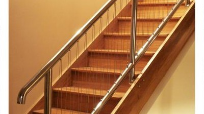 Stainless Wire Balustrading