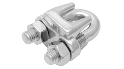 Stainless S260 Wire Rope Grip