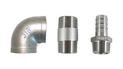 Stainless BSP Fittings