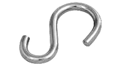Stainless Marine S Hook