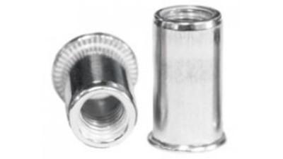 Aluminium Threaded Insert Nutsert Rivnut