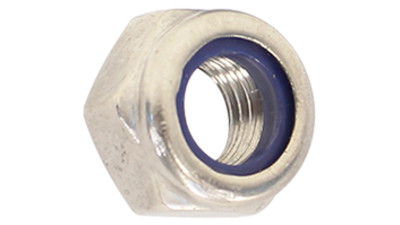 Stainless Nyloc Nut