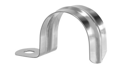 Stainless Half Tube Saddle