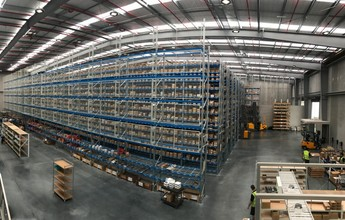 Distribution Centre Moves to New Location
