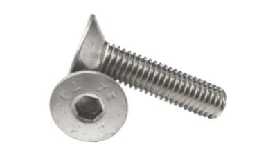 Stainless Countersunk Socket Capscrew