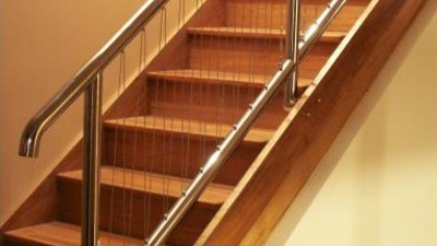 Wire Balustrading