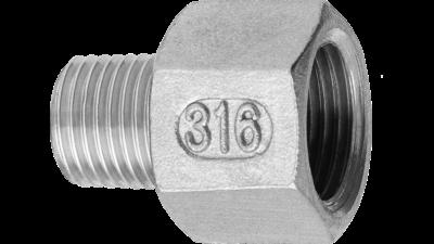 Bspnb6010006 Bsp Neg Bush Adaptor