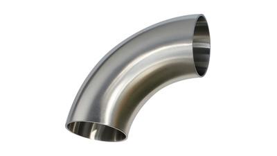 Stainless 90 Degree Short Radius Tube Bend