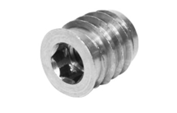 Stainless Wood Threaded Inserts