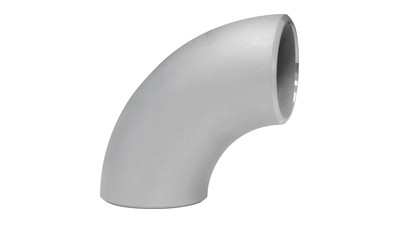 Stainless Schedule 40 90 Degree Long Radius Elbow