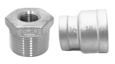 Stainless BSP Reducers