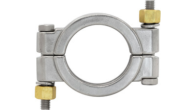 Stainless High Pressure Tri Clamp