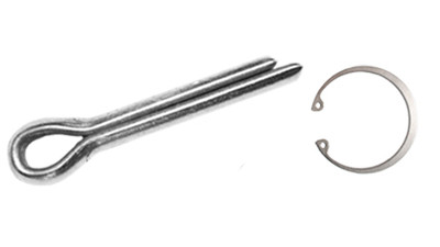 Stainless Retainers and Clips