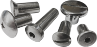 Barrel Nuts Stainless Steel Header