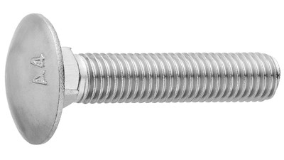 M10 Stainless (316) Countersunk Coach Screws