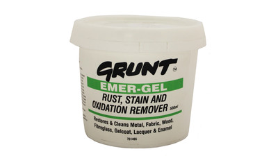 Stainless Cleaner Grunt Emer Gel