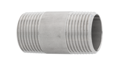 Stainless Steel Bsp Barrel Nipple 316