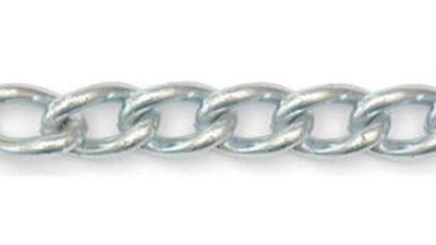 Stainless Link Chain and Chain Fittings