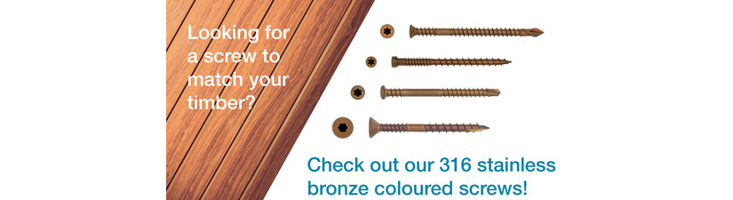 Bronze Screws Website