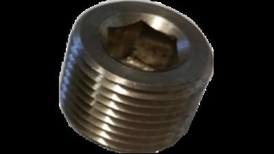 Stainless Steel Bsp Pressure Plug 316