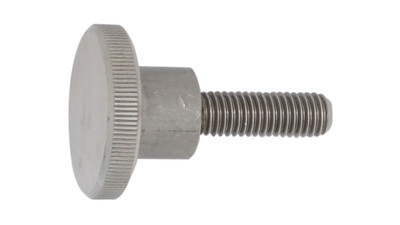 Stainless Knurled Thumb Screw