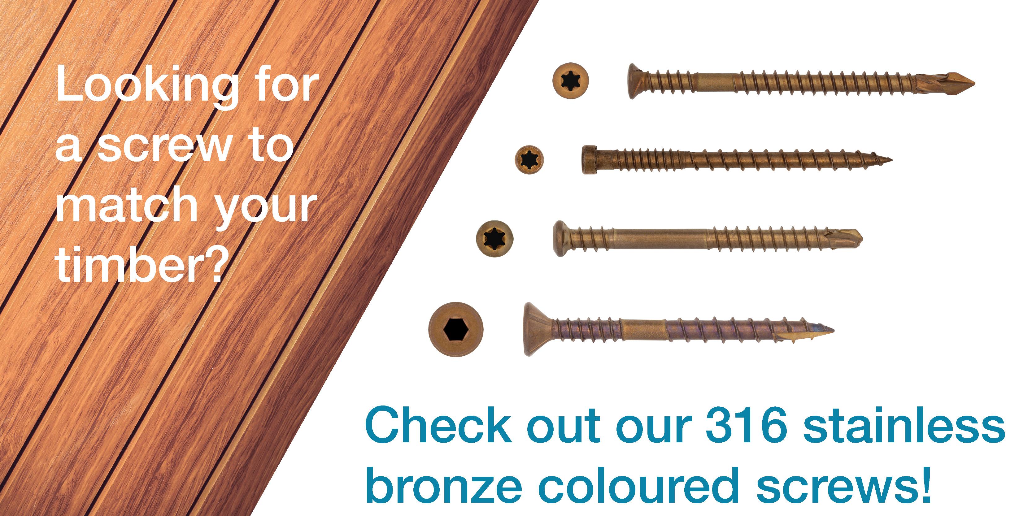 Bronze Screws Website