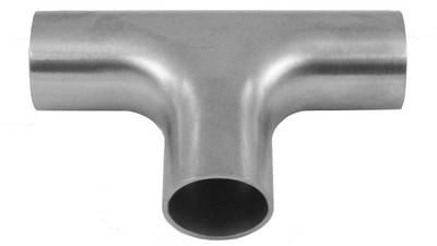 Stainless 316L Fabricated Tube Tee