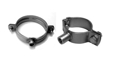 Stainless Tube & Pipe Fittings - U Bolts, Pipe & Tube Clamps