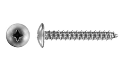 Stainless Truss Philips Self Tapping Screw