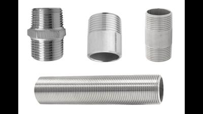 Stainless Steel Bsp Nipples 316