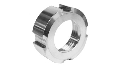 Stainless RJT Slotted Nut